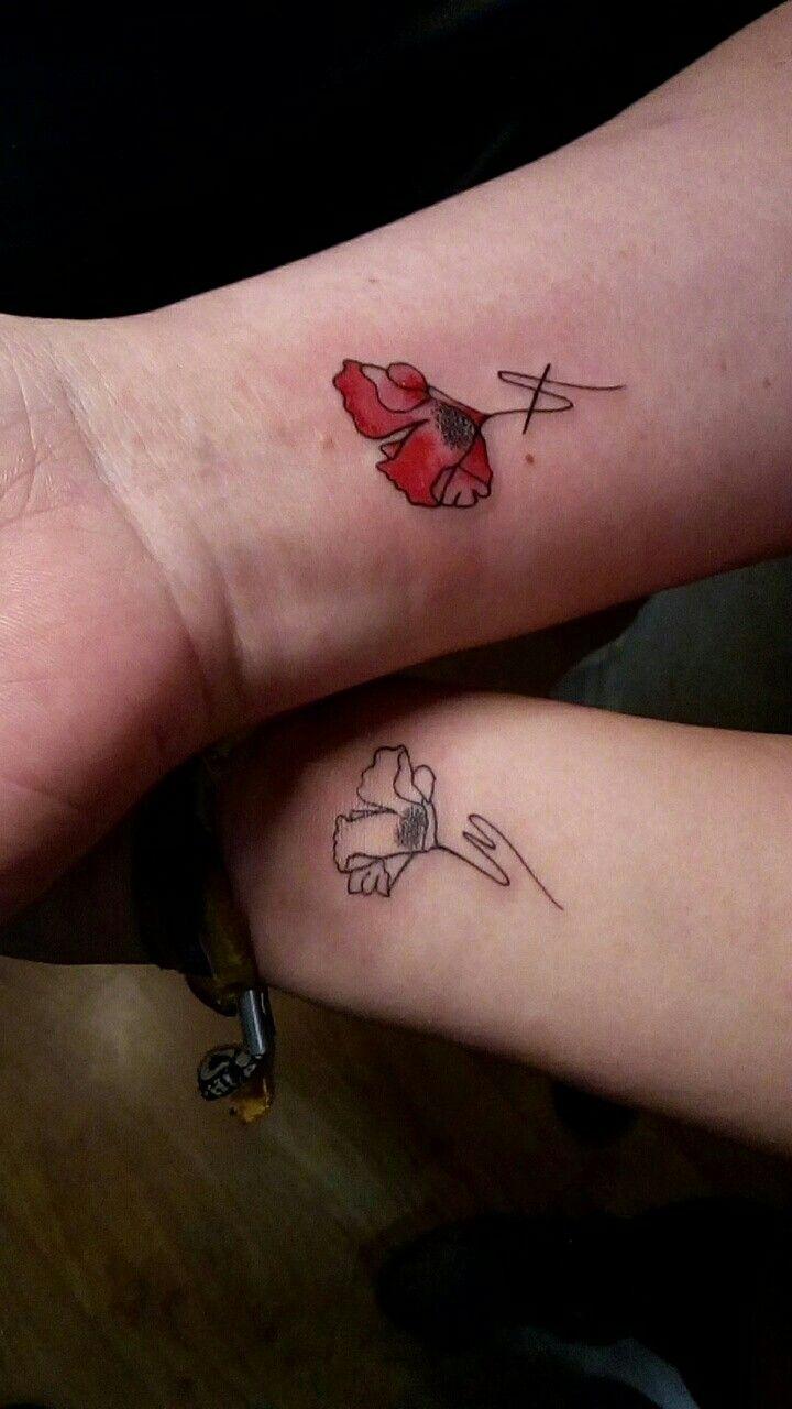 Bezaubernd Tattoo Sprüche Mama Das Beste Von Mutter Tochter 😀