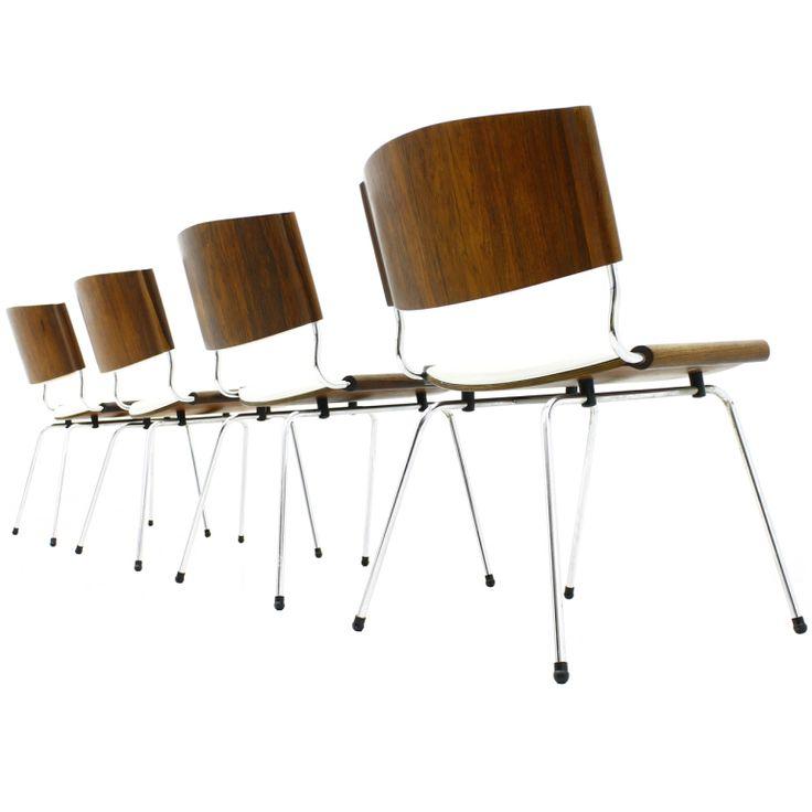 Nanna Ditzel Stacking Chairs