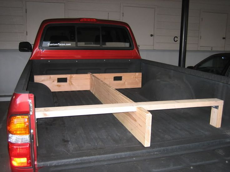 Suv Bed Platform Part - 47: My Softopper And Sleeping Platform - Page 3 - Toyota Tacoma Forum