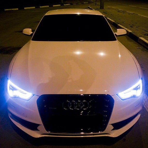 Mean Audi A6