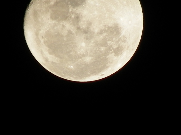 Valledupar´s Moon