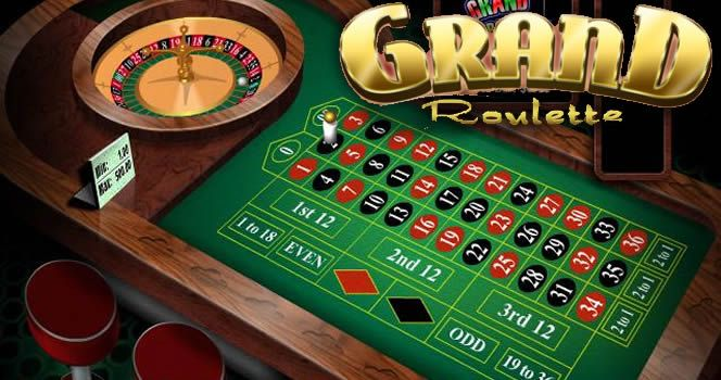 Grand Roulette Casino  Play roulette like I was in a real casino and play betting from home.