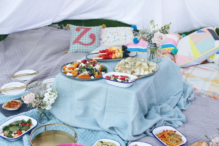 Picnic Party image from zoella.co.uk