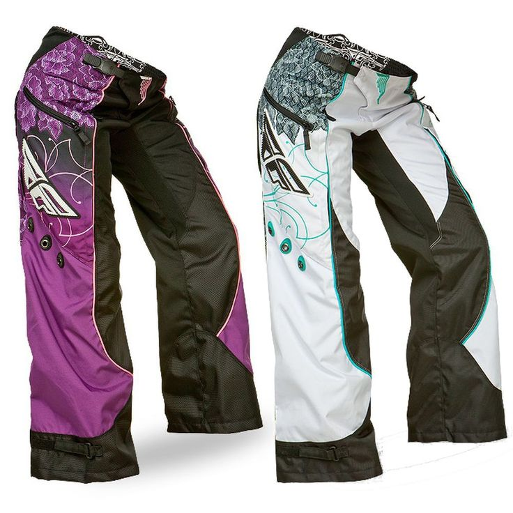 Fly Racing Kinetic Womens Motocross Over Boot MX Dirt Bike Off-Road Pants