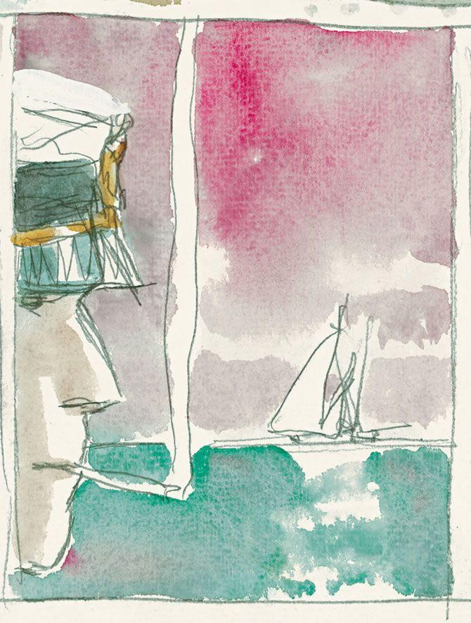 """1913, """"Una ballata del mare salato"""" è il romanzo di Hugo Pratt che vede la nascita di #CortoMaltese il marinaio. 2013, sono passati esattamente cento anni da quel giorno e sta per iniziare un'altra Ballata... http://cortomaltese.com"""