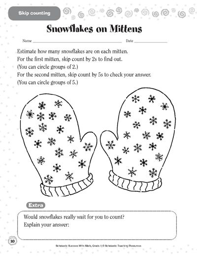 Worksheet Scholastic Printable Worksheets 1000 images about parents 1st 2nd grade printables on pinterest snowflakes mittens gradescholastic