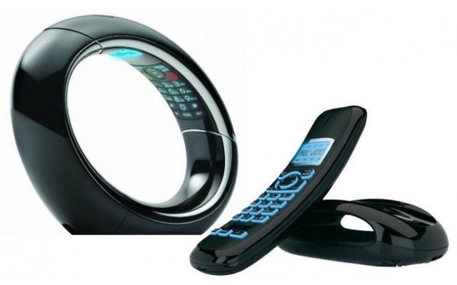 AEG Eclipse e Solo 10: i telefoni della linea retrò AEG, piccoli gioielli del design #telefonia #aeg #retrò #president