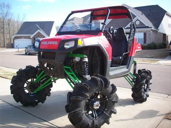 Yamaha YXZ1000R Mud Concept - ATV.com