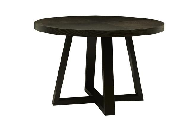 GlobeWest - Ascot Round Dining Tables