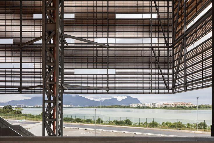 Gallery of Rio 2016 Olympic Handball Arena / OA   Oficina de Arquitetos + LSFG Arquitetos Associados - 4