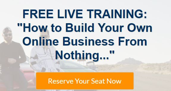 """FREE LIVE TRAINING: """"How to Build Your Own Online Business From Nothing...   #makemoney #earnmoney #earnmoneyonline #makeMoneyFromHome #makemoneyonline follow link on tweet"""