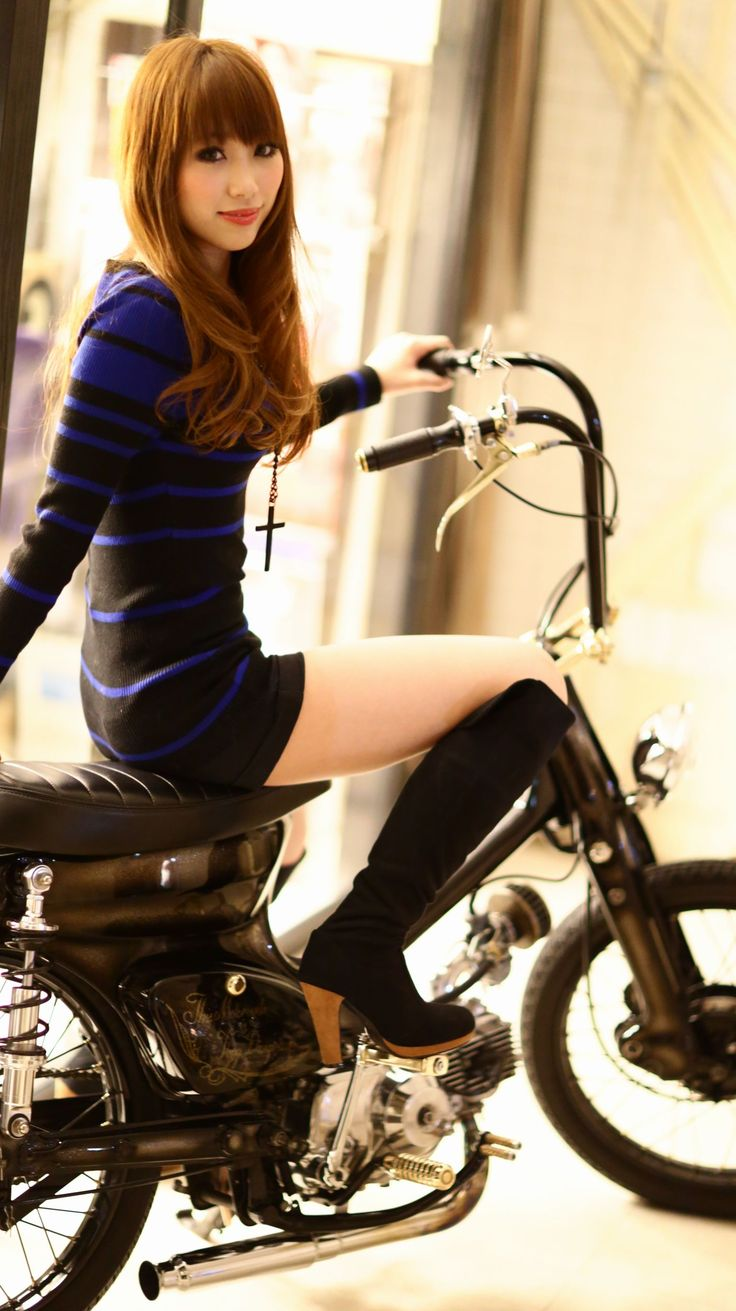 Feat. ROUAGE CUB       あきにゃん、thanks ! & お疲れ様でした!!  「バイク」・...
