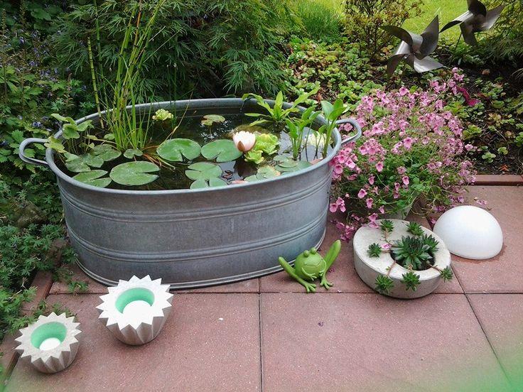 best 25 small water gardens ideas on pinterest garden. Black Bedroom Furniture Sets. Home Design Ideas