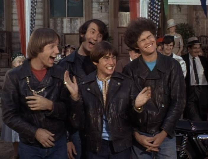 (L-R): Peter Tork, Michael Nesmith, Davy Jones and Micky Dolenz from a 1967…