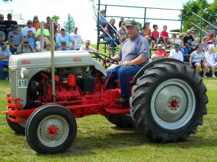 A D A E D C Bda Ford Tractors Funk