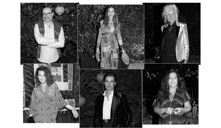 Après un défilé printemps-été 2018, Missoni conviait ses invités à prolonger la soirée dans une ambiance haute en couleurs à l'image de la marque. Pour célébrer les 20 ans de création d'Angela Missoni à la tête de la maison italienne, Mademoiselle Agnès, Loïc Prigent, Lucien Pagès, Ellen von Unwert et toute la famille Missoni s'étaient donnés rendez-vous. Revue en images de la soirée par Andreea Macri.