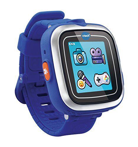 Vtech - 161845 - Juego Electrónico - Kidizoom SmartWatch Conectar - Azul #friki #android #iphone #computer #gadget