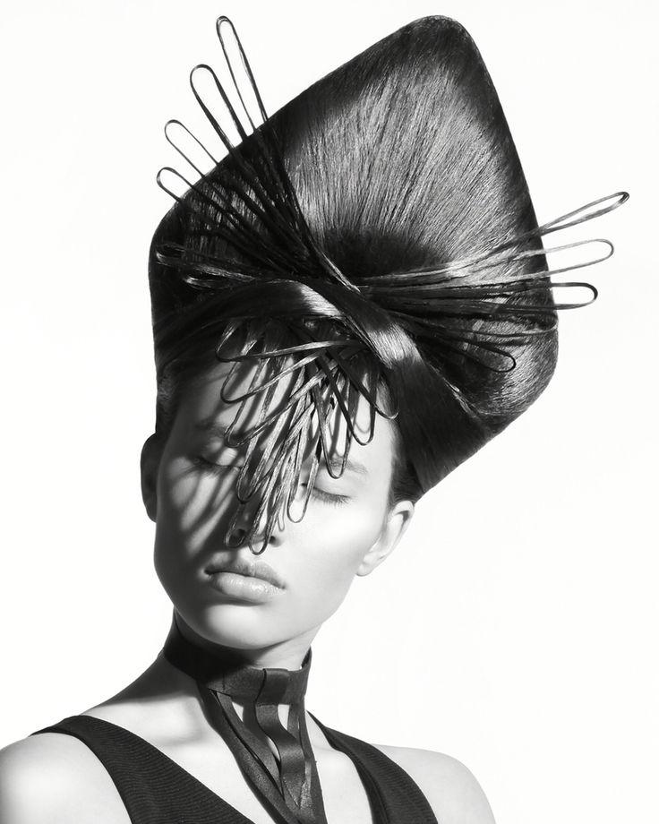 Haidresser Karimova Anastasiya. StyleMasters 2016.