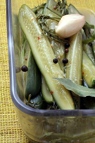 Arthur Schwartz's Homemade Kosher Dill Pickle Recipe | David Lebovitz #pickles…