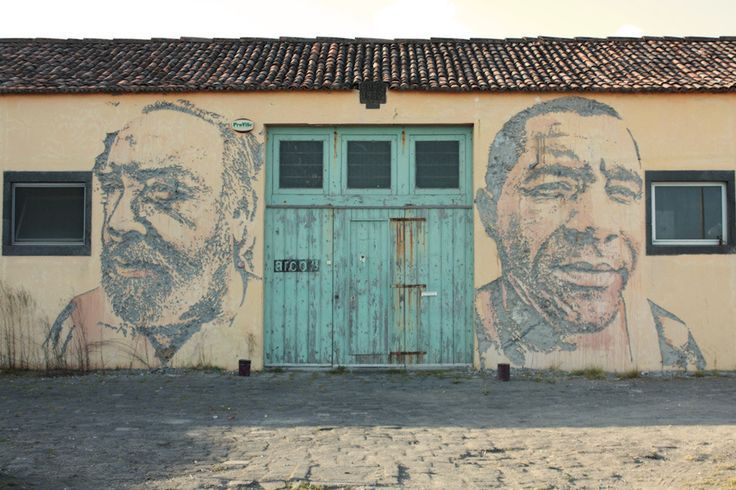 Vhils In The Azores