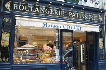 Maison Collet Paris Montorgueil Patisserie Boulangerie