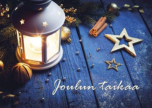 Jouluisiin tunnelmiin.. Anki-joulukortti! #christmas #Christmascard Anki :: Nro 7 Joulukortti Tunnelma - Joulu