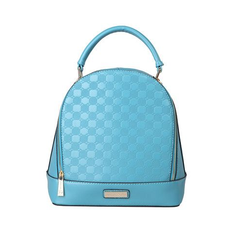 PIERRE CARDIN Blue 2 in 1 Handbag - MyaBelle - 1