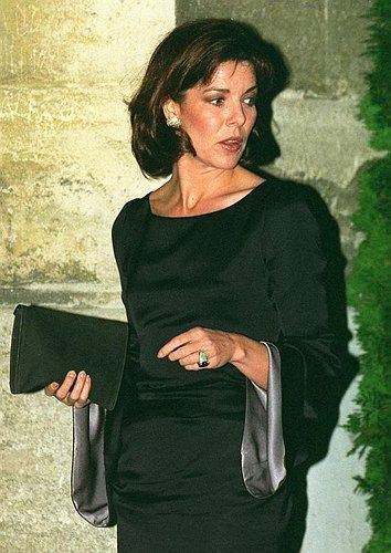 Princess Caroline of Monaco                              …
