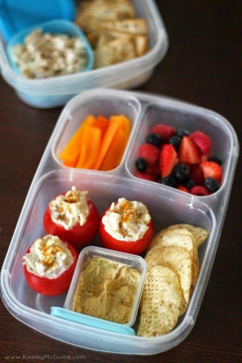 12 idées de repas pour la boîte à lunch | LC Living