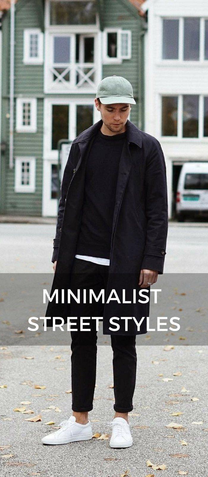 15 Winter Looks For Minimalist #fallfashion #minimalist #mensfashion