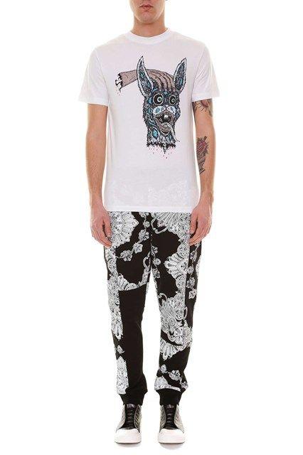 McQ ALEXANDER McQUEEN 'Phoenix' printed pants