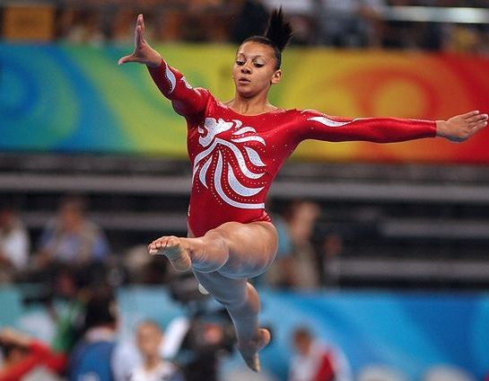 2008 Beijing Olympics: Qualifications - Great Britain (Becky Downie)