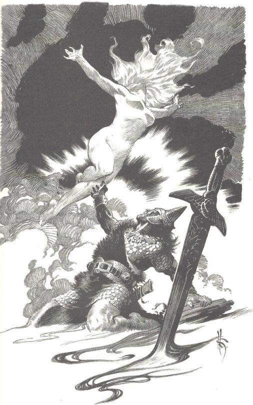The Coming of Conan the Cimmerian - Robert E. Howard - artist Mark Schultz