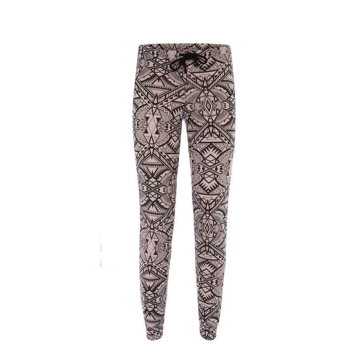 Pantalon rose pâle bohiz - Undiz