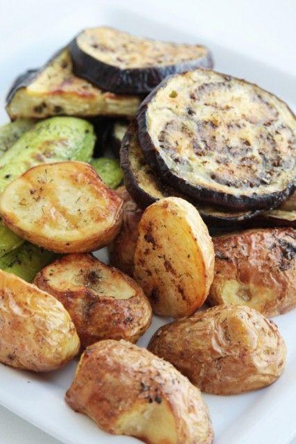 Рецепты №34 Овощи для пикника и №35 Имбирный чай