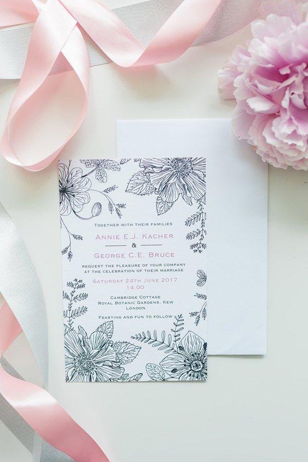 268 best wedding stationery images on pinterest wedding