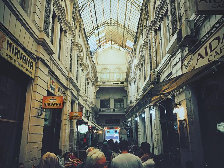 Busy Bucharest