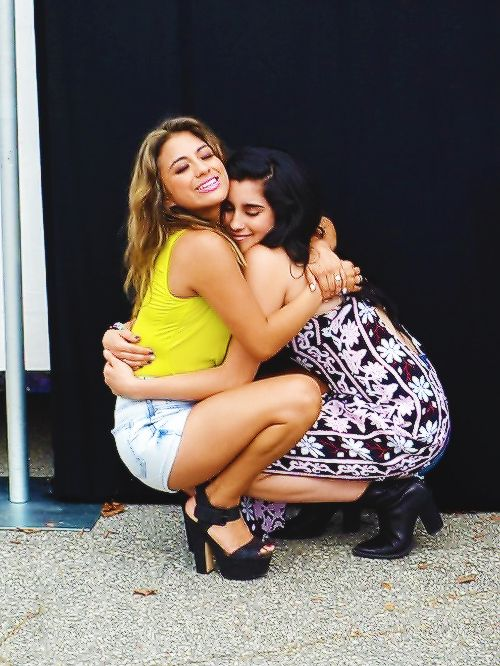 Alren // Ally Brooke Hernandez and Lauren Jauregui