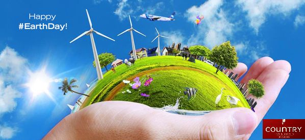 Let's Celebrate Happy #EarthDay.. Save Enviorment Save Life!!!