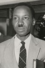 1964 - Julius Nyerere - First President of Tanzania