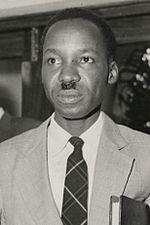1964 - Julius Nyerere - First President of Tanzania