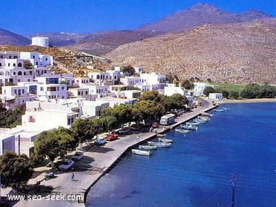 Panormos village----- Tinos island Greece