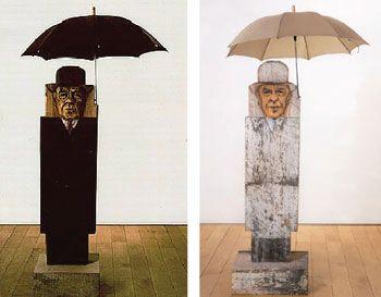 Marisol-Escobar-sculpture.jpg 350×273 pixels