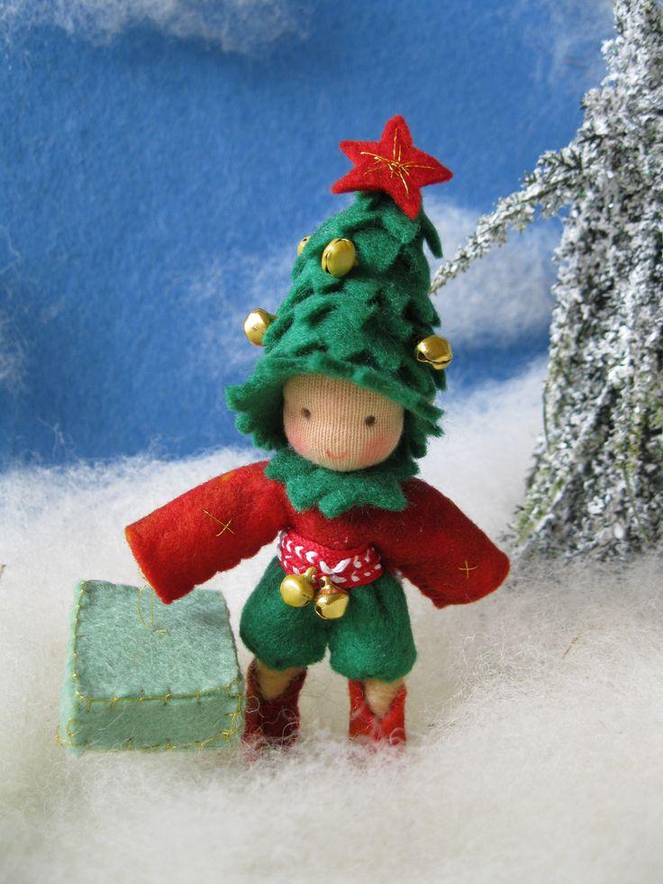 Weihnachtstannenkind