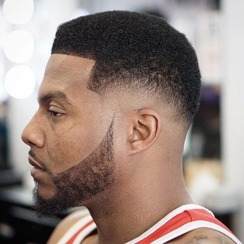 Low Fade With Facial Hairstyle Men's Haircut Ideas Mens Short Haircuts, Haircuts for Men, Hairstyles for Men