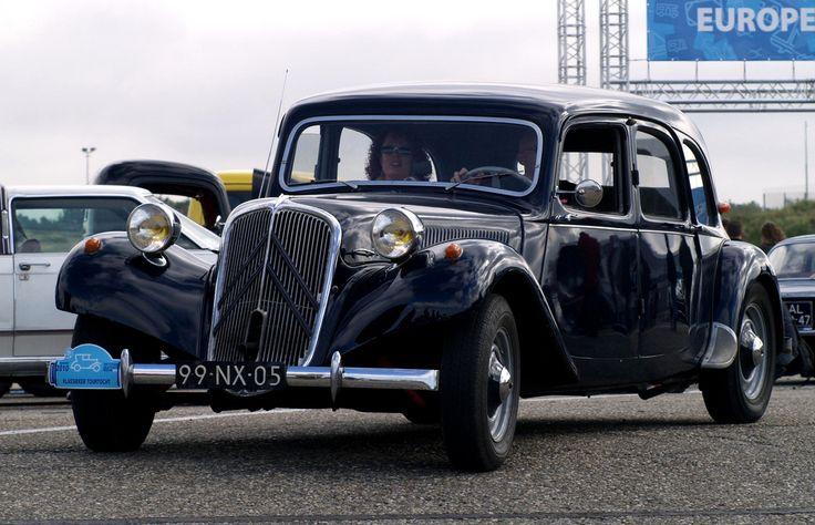 1954 - Citroën Traction Avant 11 Serie C