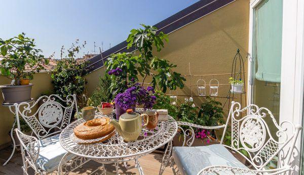Bonus Verde per terrazzi e giardini in mansarda Mansarda