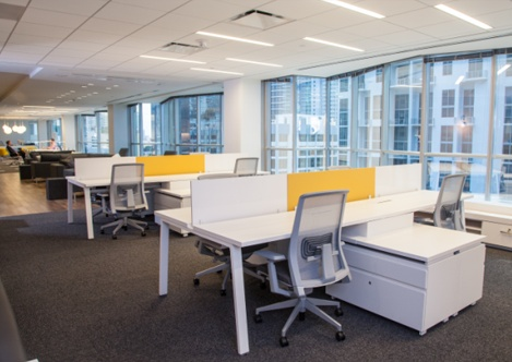 Shared Office Space Miami | Coworking Offices | Pipeline Brickell