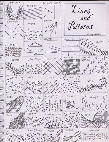 Houdt je kind van tekenen? Dan is dit een heerlijk ontspannende bezigheid. (Inkleuren mag ook!)