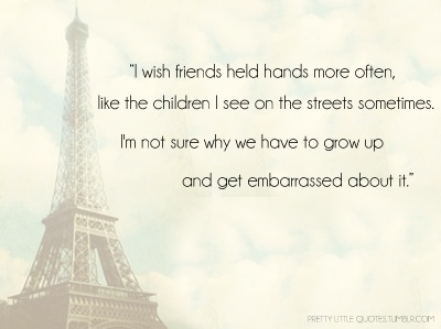 From ANNA AND THE FRENCH KISS by Stephanie Perkins